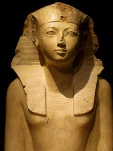 Hatsjepsoet Metropolitan Museum of Arts New York